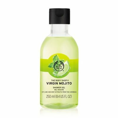 New Vegetarian The Body Shop Virgin Mojito Shower Gel
