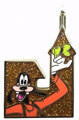 2015 Disney Expo Castle Collection Mystery Goofy LE-300 Pin N6