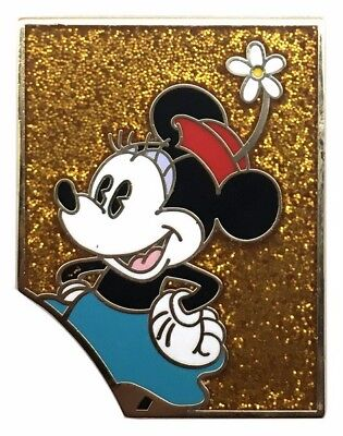 2015 Disney Expo Castle Collection Mystery Minnie LE-525 Pin N6