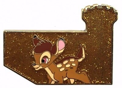 2015 Disney Expo Castle Collection Mystery Bambi LE-300 Pin N6