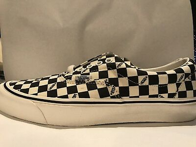 vans og era lx checkerboard blue