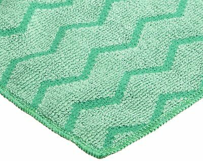 Rubbermaid Commercial Reusable Cleaning Cloths, Microfiber, 16-Inch x 16-Inch,