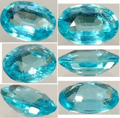 19thC Antique ¾ct Siberian Apatite Gem Ancient Goddess Apate Greek Pandora's Box