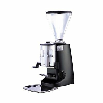 New Mazzer Super Jolly Automatic Adjustable Commercial Coffee Grinder (Black)