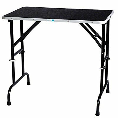 Master Equipment Adjustable Height Grooming Table 36 by 24-Inch