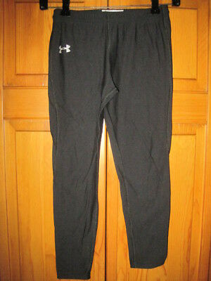 Under Armour Cold Gear tights kids boys YLG L hockey outdoors long underwear