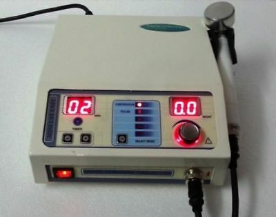 ULTRASOUND THEARPY MACHINE 1 MHZ mode Pulsed Continuous Physiotherapy GFDD