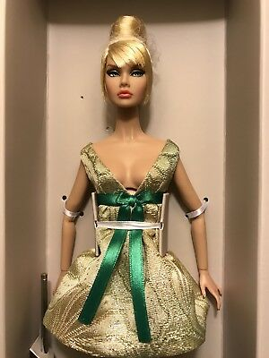 Fashion Royalty Poppy Parker Believe In Me Dressed Doll Nrfb
