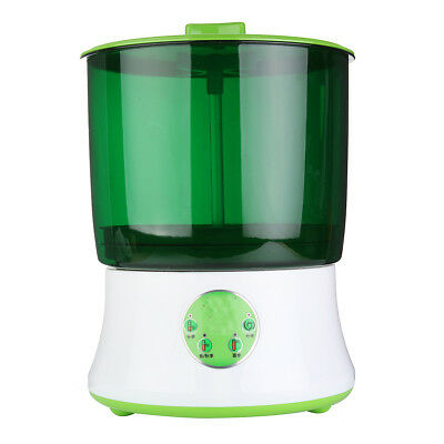 3-Layer 220V 1.5L Automatic Homemade Multifunctional Bean Seed Sprouts Machine