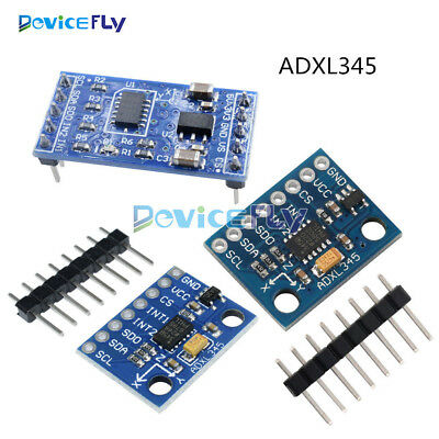 ADXL345 CJMCU GY-291 3-Axis Digital Acceleration of Gravity Tilt Module Arduino