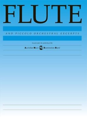 AMEB Flute and Piccolo Orchestral Excerpts