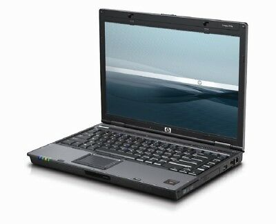 Dual Core HP 6910p Laptop. 2.4GHZ, 4GB, 160GB, Windows 10. 1 Year Warranty