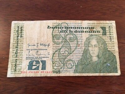 central bank of ireland banknote