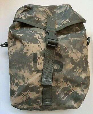 ~Genuine Us Military Issue Acu Camo Sustainment Pouch Molle Ii Specialty Group