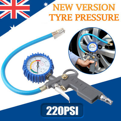 New Auto Truck Car Tyre Deflator Rapid Tire Air Pressure Gauge/ Dial Valve Tool