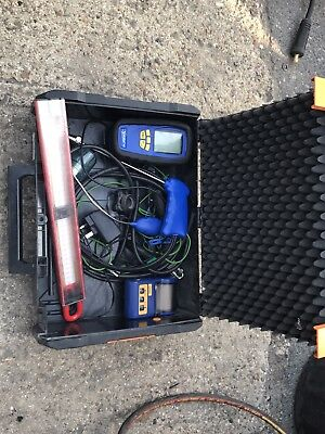 Anton Sprint V2 Gas Analyser plus Kit and Extras