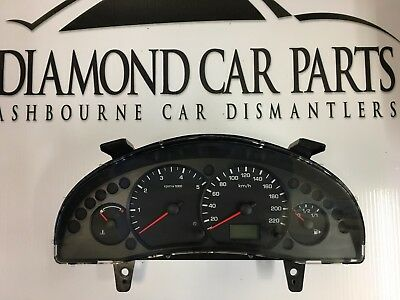 2008 Ford Transit Connect Diesel Instrument Cluster 8T1T-10849-Cc