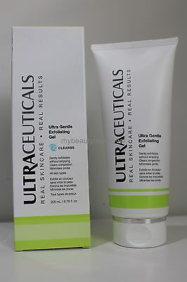 Ultraceuticals Ultra Gentle Exfoliating Gel - 200 Ml Sealed