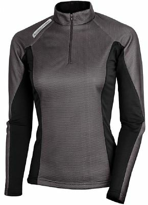 Maglia tecnica donna Tucano Urbano Upload Lady Plus nero