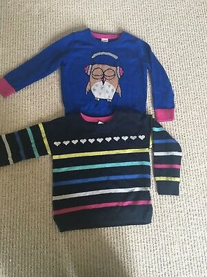 Two Age 2 Gap Jumpers
