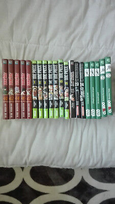 lot divers mangas
