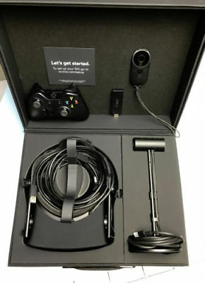 Oculus Rift CV1 VR Virtual Reality Headset with VR Cover