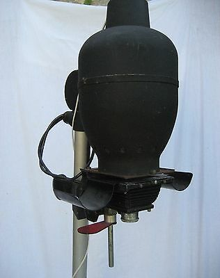 Tall Vintage Photo Enlarger Industrial Feature Lamp Shop Display Theatre Prop