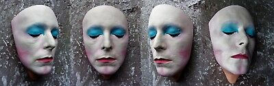 """david bowie mask life face cast mask life size bust """" life on mars """""""