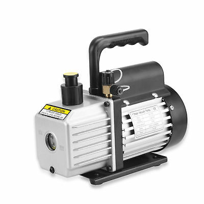 Single Stage 1.8CFM 1/4HP Vacuum Pump Refrigeration Air Conditioning Tools New