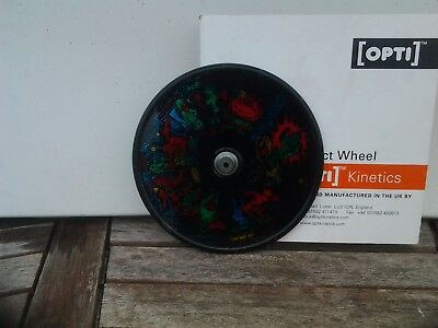 "DJ  6"" Comic Halloween Effects Wheel For Optikinetics Solar 250 Projector"