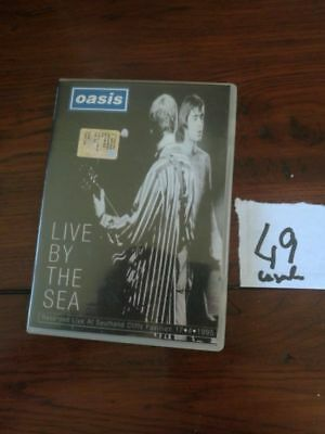 , DVD live by the sea