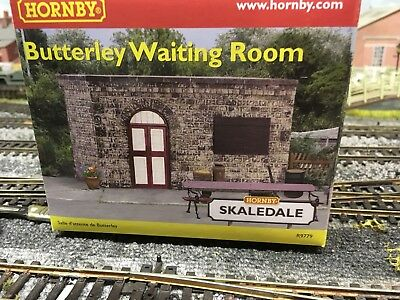 Hornby Skaledale Station Waiting Room OO Gauge