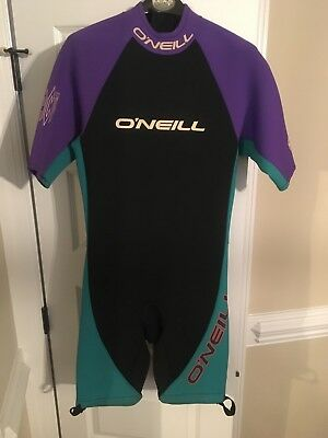 O'Neill wetsuit shorty mens XL lightly used