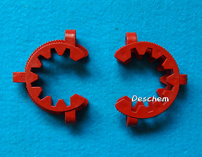45# Plastic Clip Clamp USE For Glass Standard Ground Joint,2 Pcs/Lot
