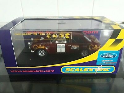 scalextric Ford Escort RS 1600