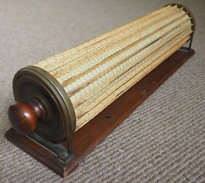 Thacher (Thatchers) 4012 Cylindrical Slide Rule
