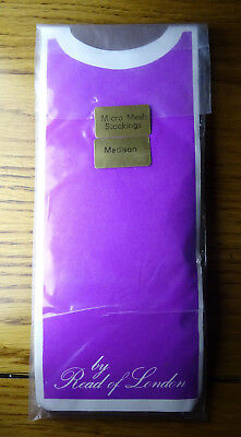 Vintage Reed of London 20 Denier One Size Madison Stockings