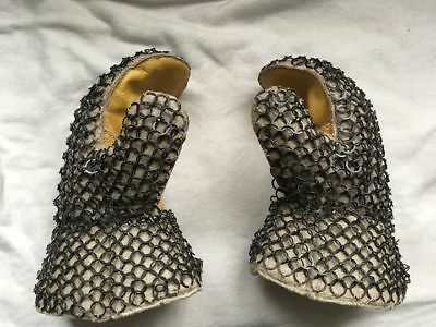 Chainmail Gauntlets/Mittens for XIII/XIV ct