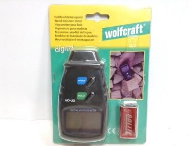 Detector Materiales Wolfcraft Md-2G 2425898
