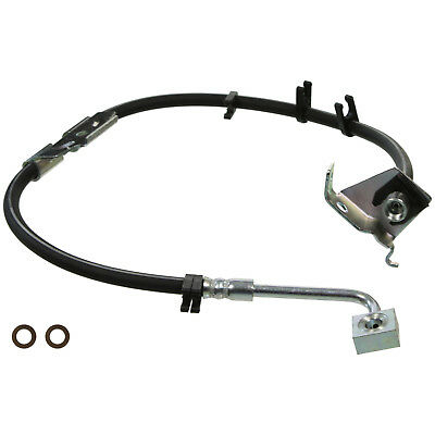 Brake Hydraulic Hose Front Right WAGNER BH140882 fits 03-10 Dodge Ram 2500