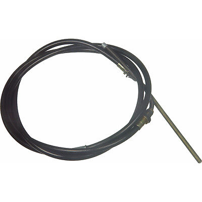 Parking Brake Cable Rear Right WAGNER BC133061