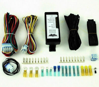 ULTIMA COMPLETE LED Electronic Wiring Harness System Kit Harley EVO on ultima harness 18 530, ultima motor wiring diagram, ultima electronic wiring system,