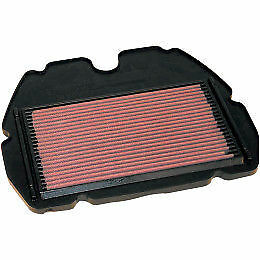 Emgo Air Filter For Honda Cbr 600 F2 Motorcycles 1991-1994  (12-90340)