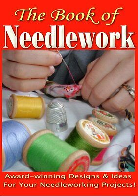 The Book of Needlework Ebook PDF Needlecraft knitting Free Shipping Resale Right