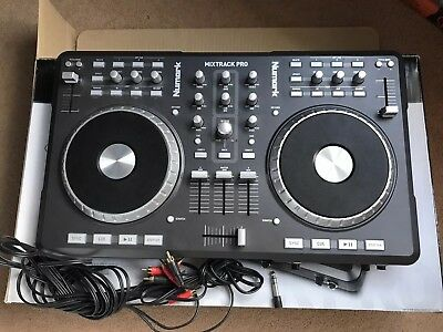 NUMARK MIXTRACK PRO DJ Controller - Boxed in great condition!
