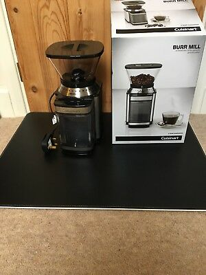 Cuisinart Coffee Grinder burr mill