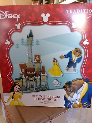 dept 56 beauty and the beast