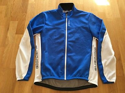 GIORDANA Team THERMO Jacke Windtex Softshell Radjacke  Gr. XXL 3XL 56
