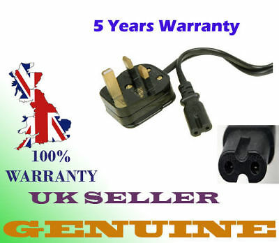 New Genuine LG 32CS460 Power Cable Cord Lead for Lcd Tv UK Standard CE Approved