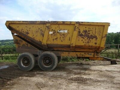 Richard Western Dump Trailer 10 Tonne